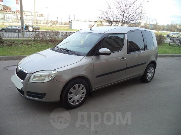 Skoda Roomster, 2008 год, 299 000 руб.