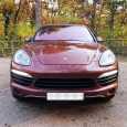 Porsche Cayenne, 2011 год, 1 290 000 руб.
