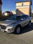 Hyundai Tucson, 2019 год, 1 610 000 руб.