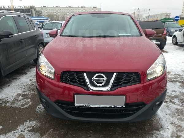 Nissan Qashqai, 2011 год, 640 000 руб.