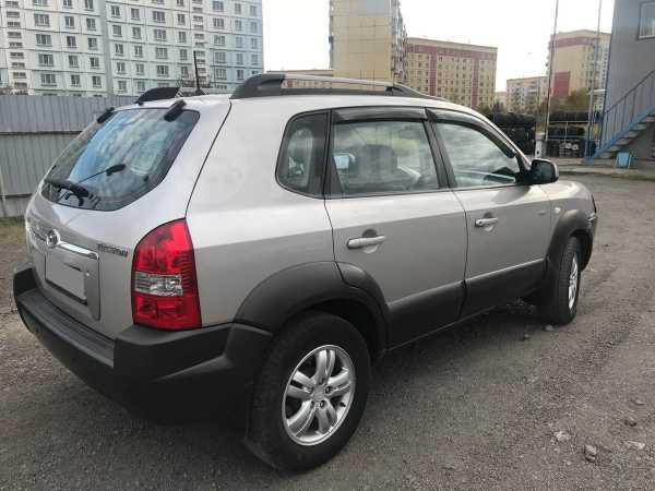 Hyundai Tucson, 2005 год, 560 000 руб.