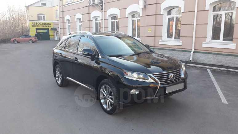 Lexus RX350, 2015 год, 2 100 000 руб.