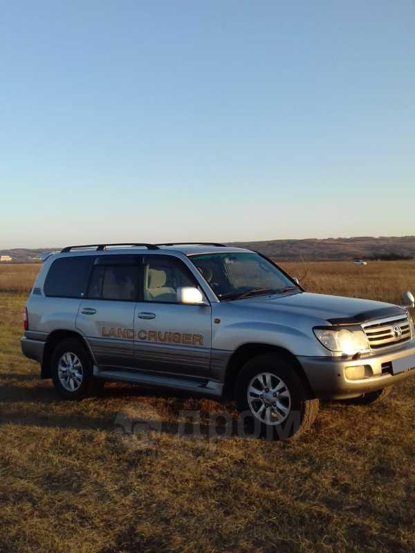 Toyota Land Cruiser, 2005 год, 1 250 000 руб.
