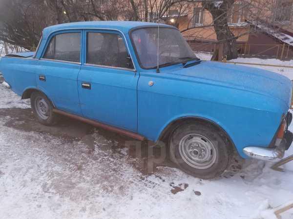 Москвич 412, 1988 год, 18 000 руб.