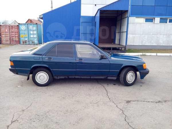 Mercedes-Benz 190, 1984 год, 100 000 руб.