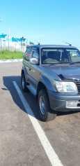Toyota Land Cruiser Prado, 2001 год, 680 000 руб.