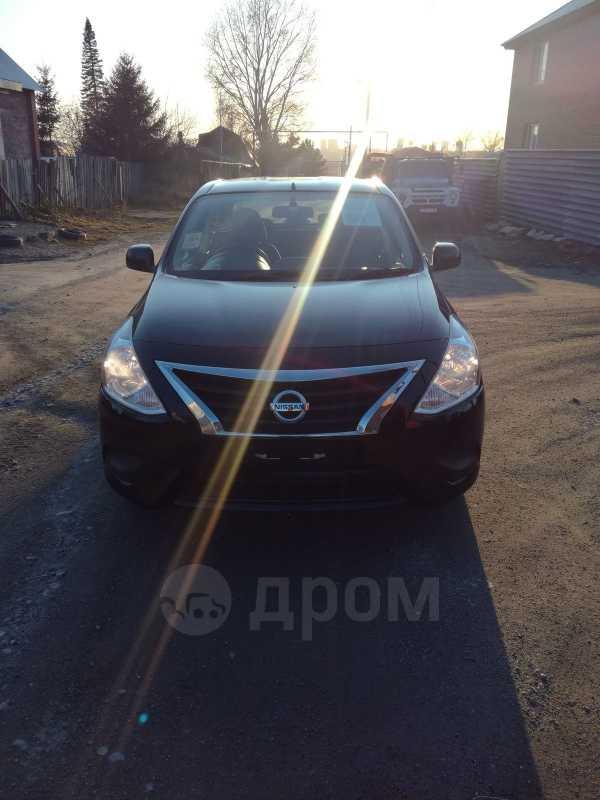 Nissan Latio, 2015 год, 555 000 руб.