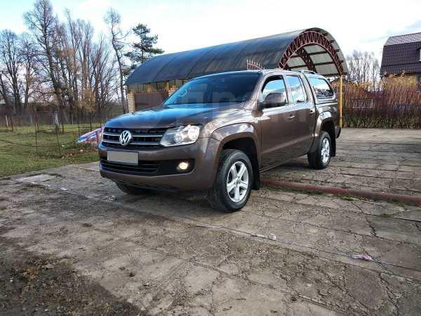 Volkswagen Amarok, 2011 год, 980 000 руб.