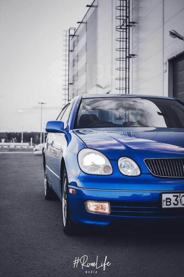 Toyota Aristo, 1999 год, 450 000 руб.