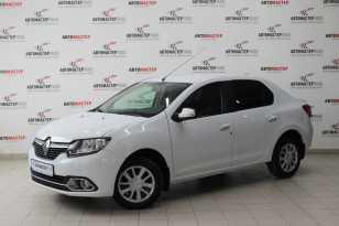 Пенза Renault Logan 2016