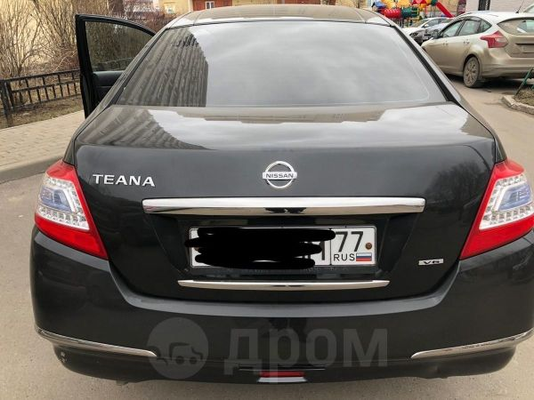 Nissan Teana, 2012 год, 810 000 руб.