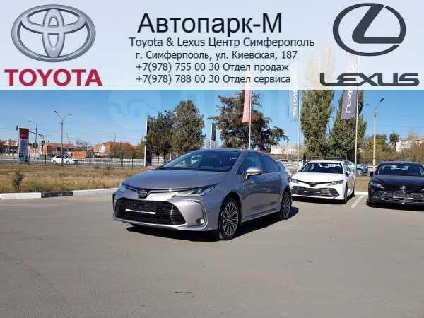 Toyota Corolla, 2019 год, 1 580 000 руб.