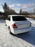 Nissan Tiida Latio, 2011 год, 400 000 руб.