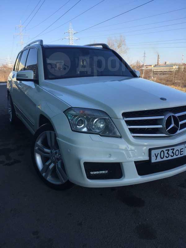 Mercedes-Benz GLK-Class, 2009 год, 870 000 руб.