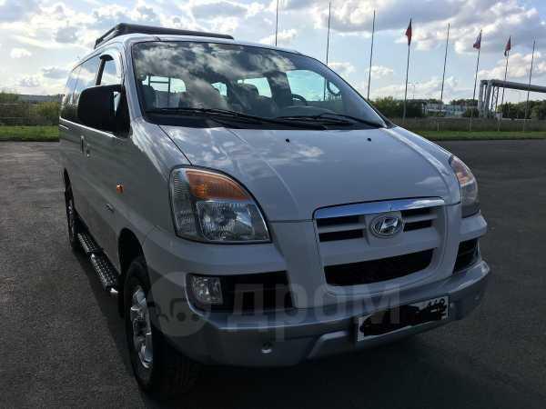 Hyundai Starex, 2004 год, 750 000 руб.