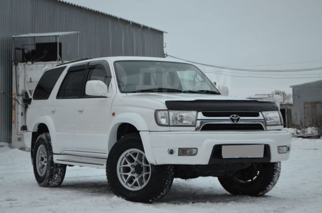 Toyota Hilux Surf, 2002 год, 780 000 руб.