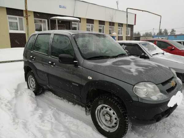 Chevrolet Niva, 2018 год, 700 000 руб.