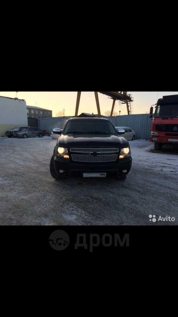 Chevrolet Tahoe, 2011 год, 1 350 000 руб.