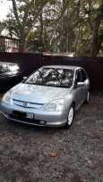 Honda Civic, 2001 год, 120 000 руб.