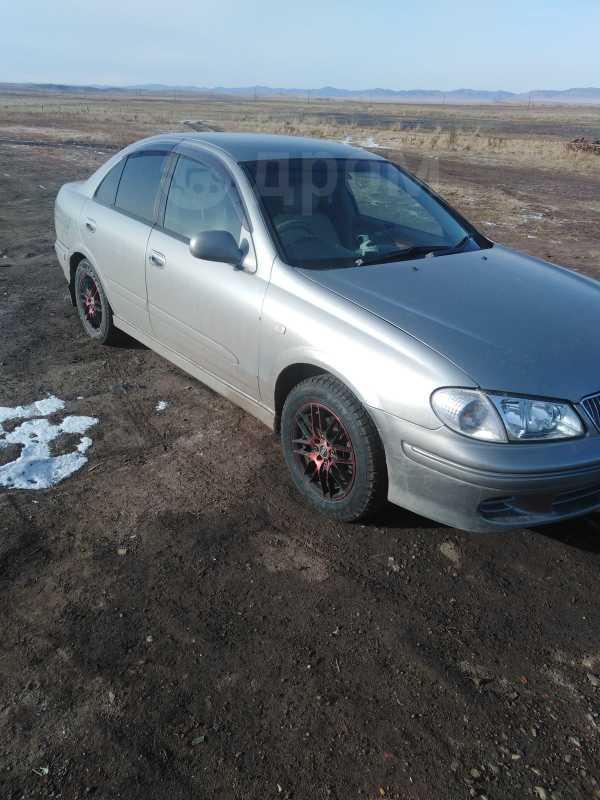 Nissan Bluebird Sylphy, 2001 год, 210 000 руб.