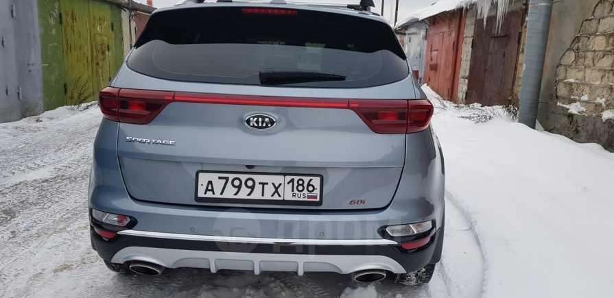 Kia Sportage, 2018 год, 1 720 000 руб.