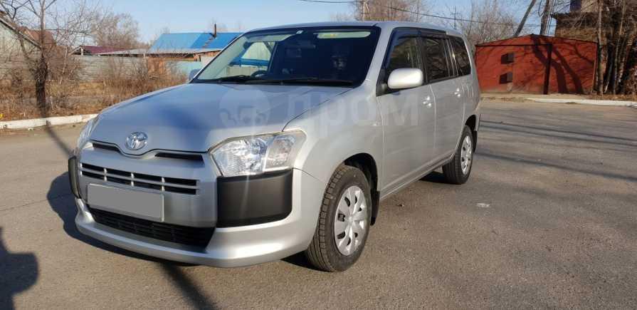 Toyota Succeed, 2015 год, 575 000 руб.