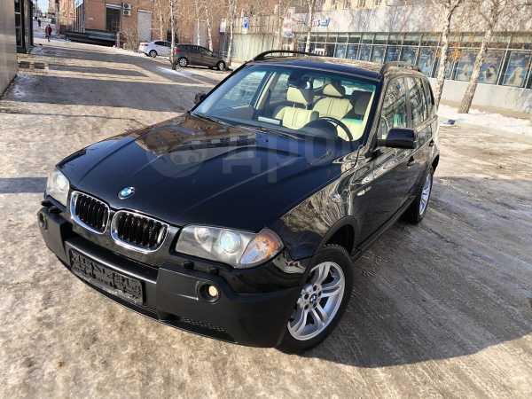 BMW X3, 2005 год, 530 000 руб.