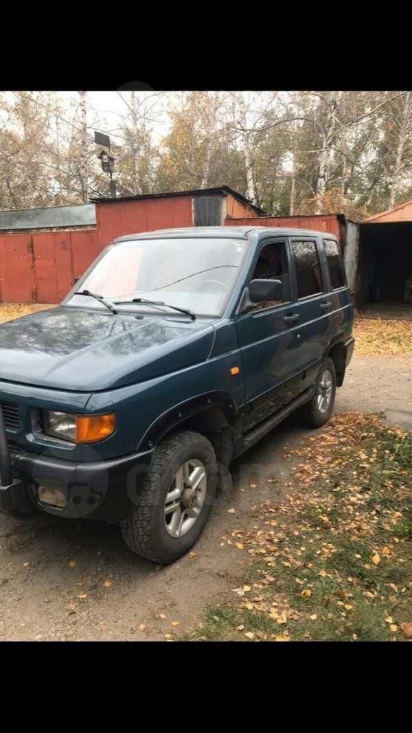 УАЗ Симбир, 2003 год, 140 000 руб.