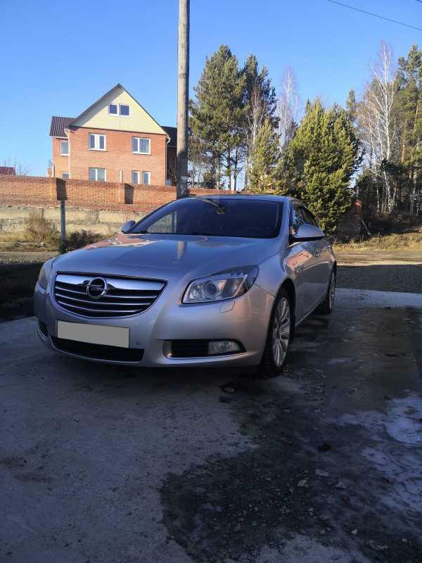 Opel Insignia, 2008 год, 515 000 руб.