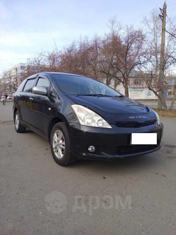 Toyota Wish, 2003 год, 415 000 руб.