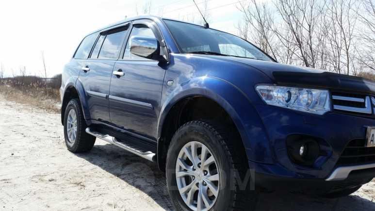 Mitsubishi Pajero Sport, 2014 год, 1 450 000 руб.