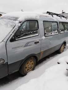 Усть-Кут Pregio 2002