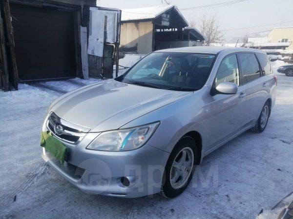 Subaru Exiga, 2009 год, 590 000 руб.
