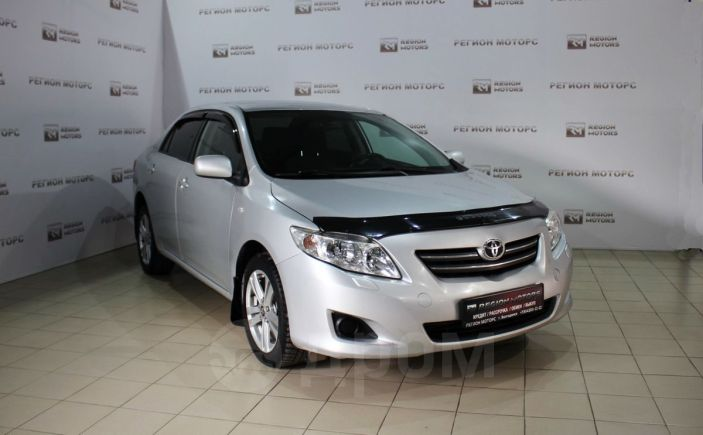 Toyota Corolla, 2007 год, 359 900 руб.