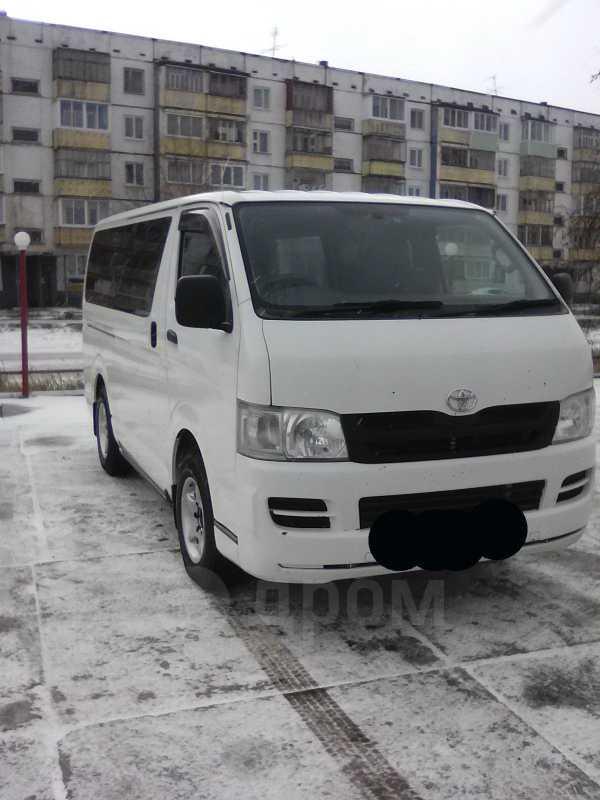 Toyota Hiace, 2008 год, 1 030 000 руб.