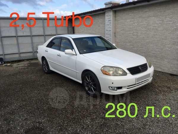 Toyota Mark II, 2001 год, 315 000 руб.