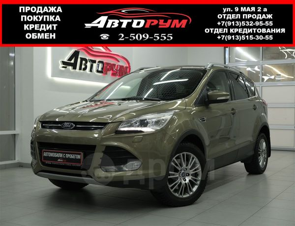 Ford Kuga, 2013 год, 897 000 руб.