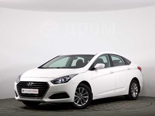 Hyundai i40, 2017 год, 939 000 руб.