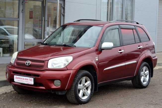 Toyota RAV4, 2005 год, 649 777 руб.