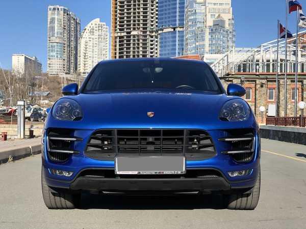 Porsche Macan, 2015 год, 3 100 000 руб.