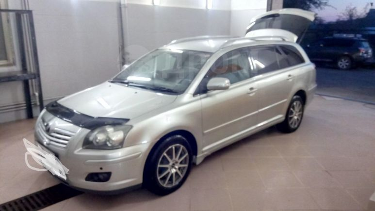 Toyota Avensis, 2007 год, 530 000 руб.