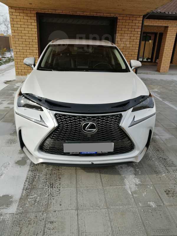 Lexus NX200, 2017 год, 2 300 000 руб.