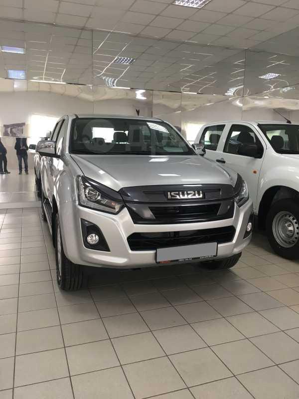 Isuzu D-MAX, 2019 год, 2 495 000 руб.