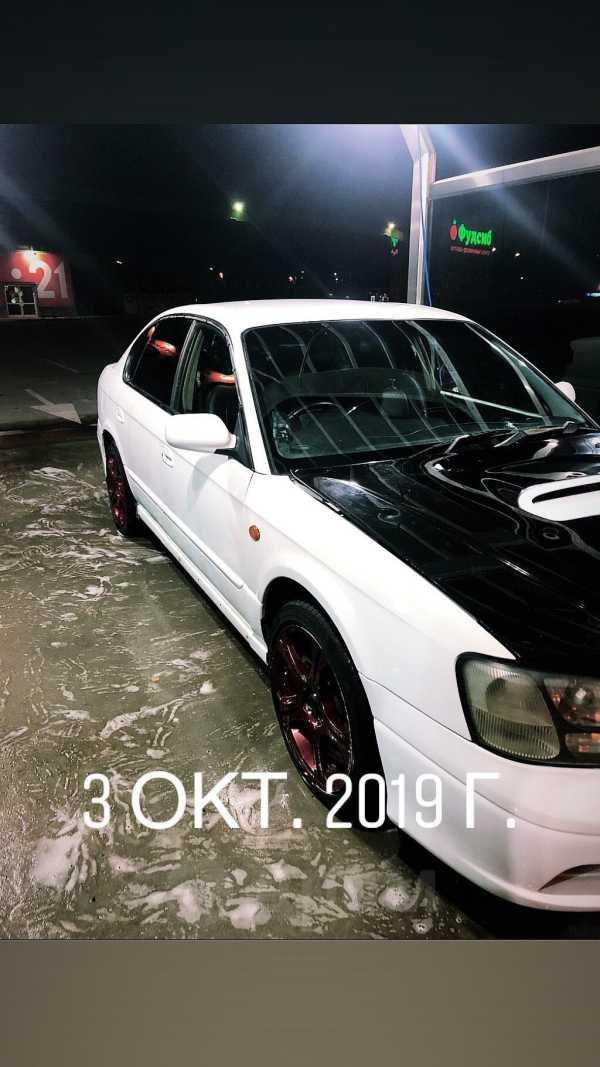 Subaru Legacy B4, 2000 год, 295 000 руб.