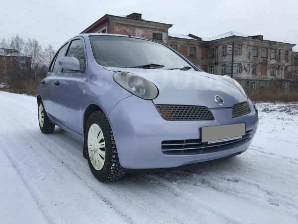 Nissan March, 2002 год, 199 999 руб.