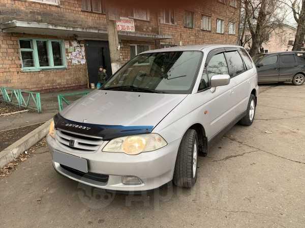 Honda Odyssey, 2000 год, 389 000 руб.