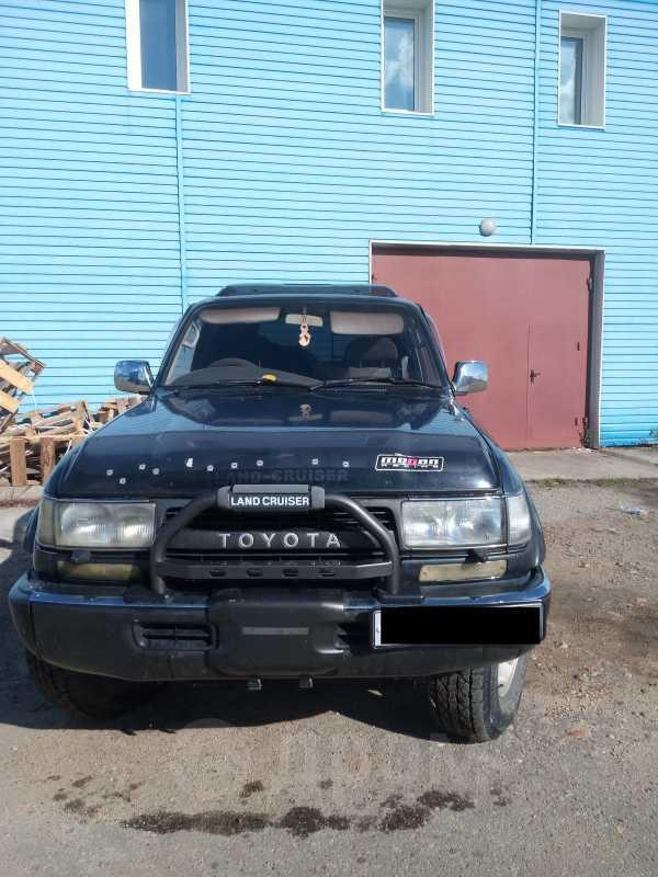 Toyota Land Cruiser, 1992 год, 730 000 руб.