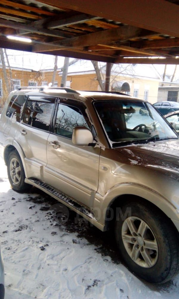 Mitsubishi Pajero, 2005 год, 585 000 руб.