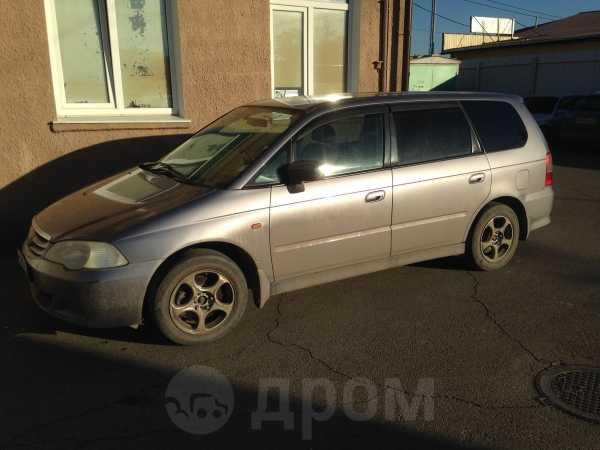 Honda Odyssey, 2000 год, 250 000 руб.