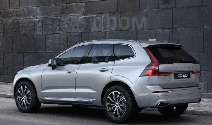 Volvo XC60, 2019 год, 4 141 200 руб.